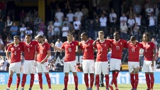 Football – Ligue des nations: la Suisse dans le premier chapeau en Ligue A