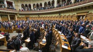 Conseil national: les lobbyistes devraient être astreints à plus de transparence
