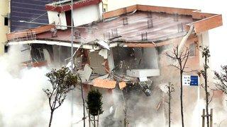 Albanie: neuf personnes soupçonnées d'«homicide» et d'«abus de pouvoir» arrêtées après le séisme de fin novembre