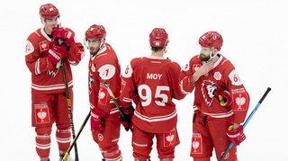 Hockey – Champions League: l'aventure européenne des clubs suisses prend fin