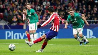 Football – Ligue des champions: l'Atletico Madrid en 8es de finale, le PSG cartonne
