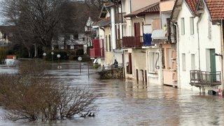 France: les intempéries font deux morts et cinq blessés dans le sud-ouest