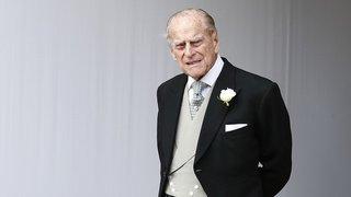 """Grande-Bretagne: le prince Philip, 98 ans, hospitalisé """"par précaution"""""""