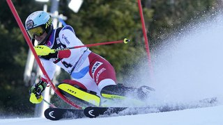 Ski alpin: Wendy Holdener doit se contenter de la 2e place du combiné d'Altenmarkt-Zauchensee
