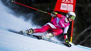 JOJ 2020: après le titre en Super G et le bronze en combiné, Amélie Klopfenstein décroche l'or en géant