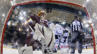 Hockey: Genève s'incline face à Lugano, Zurich seul en tête