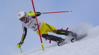 Podiums surprenants de Cléa Peter en slalom à Zinal