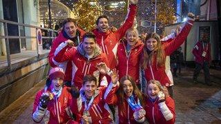 Des succès suisses qui dopent la présence de spectateurs