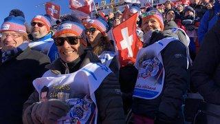 De l'espoir au foie gras: la course d'Adelboden avec le fan's club Meillard