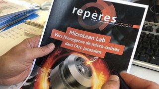 La revue économique «Repères» passe de onze à six publications annuelles et se déploie sur le digital