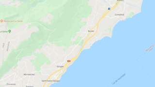 Autoroute fermée entre Vaumarcus et Areuse