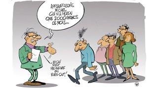 Services sociaux de La Chaux-de-Fonds: collaborateurs à bout et argent jeté par les fenêtres