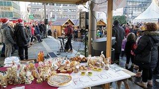 L'artisanat local des marchés de Noël a la cote des Montagnes au Littoral