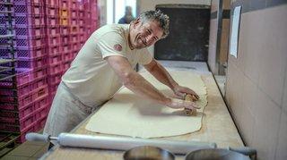 Frédéric Lutz, boulanger-pâtissier