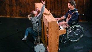 La Chaux-de-Fonds: «Jojo», un duo étonnant à l'ABC