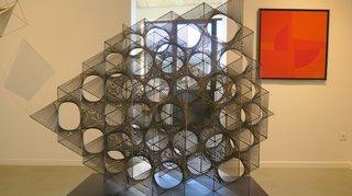 La géométrie sculpturale d'Ángel Duarte