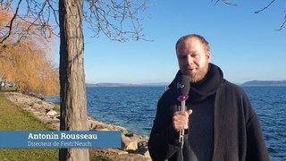 Les vœux de fin d'année d'Antonin Rousseau, Christophe Paire et Dora Betché