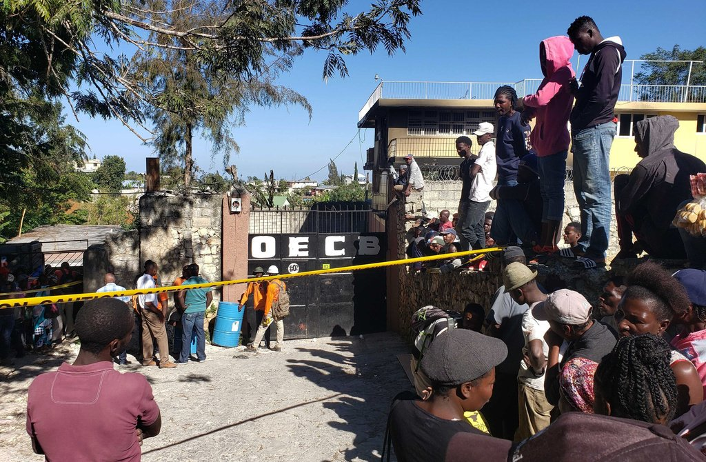 Haïti : quinze enfants meurent dans l'incendie d'un orphelinat insalubre