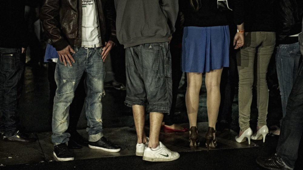 Les événements avaient eu lieu durant une soirée arrosée en marge du motocross des Verrières, en juin 2012.