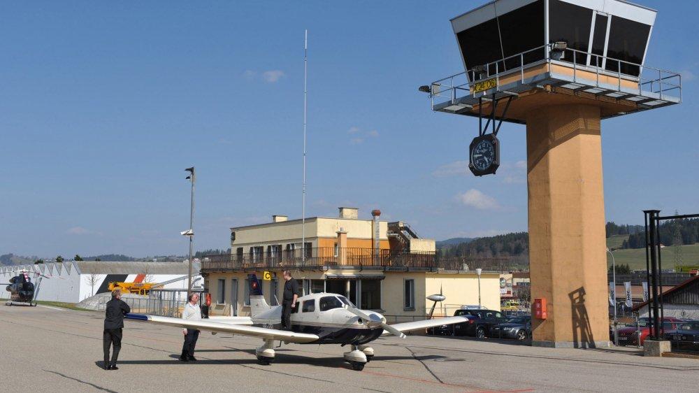 L'aéroport des Eplatures est confronté à un manque de personnel. Le directeur redeviendra contrôleur dès mars 2020.