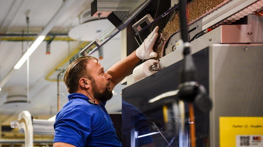 Philip Morris confirme que les employés du site de production de Neuchâtel ne sont pas touchés par la restructuration.