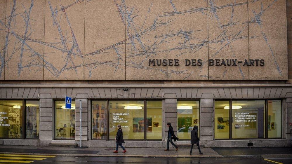 Le Musée des beaux-arts du Locle apporte un rayonnement inestimable à la ville.