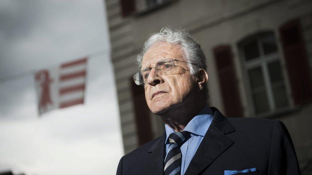 François Lachat, président de la Constituante, ministre durant 16 ans puis conseiller national pendant 8 ans, est une des figures marquantes du PDC Jura.