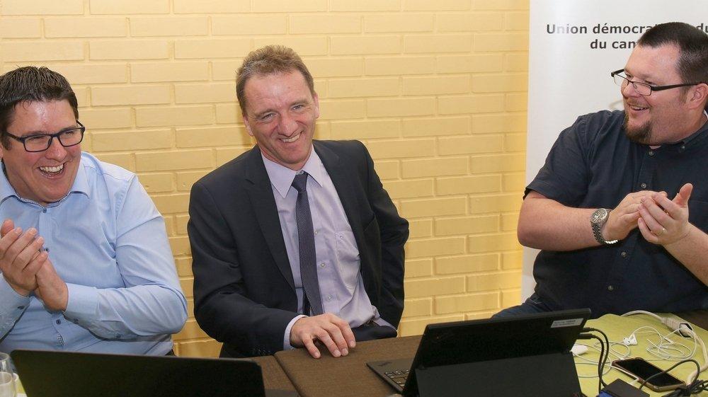 L'UDC Romain Schaer maintient sa candidature au Gouvernement jurassien pour le second tour.