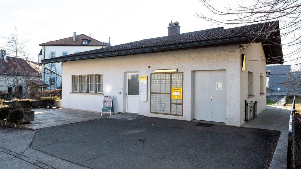 L'office de poste des Bois fermera ses portes le samedi 21 mars à 10 heures.