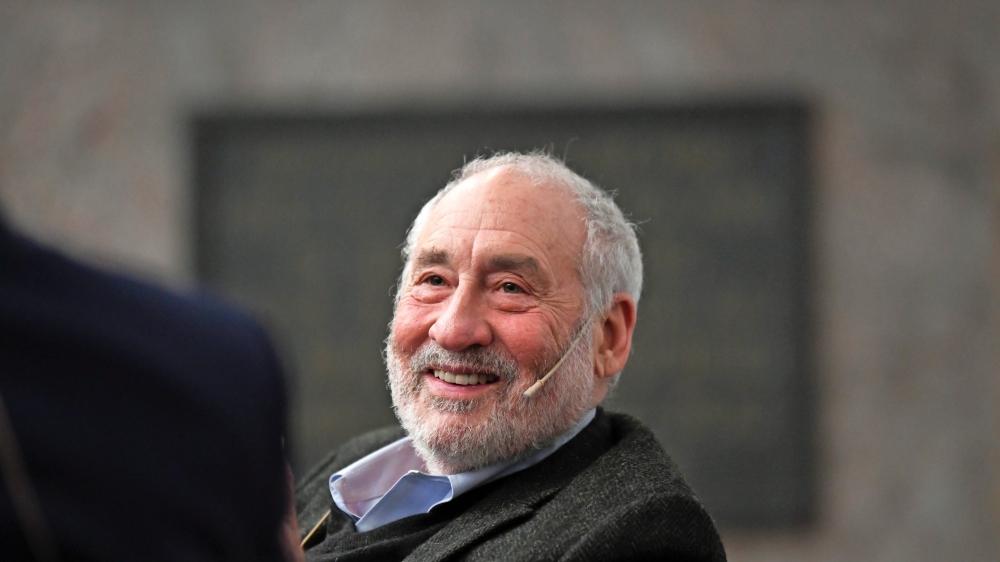 Le prix Nobel d'économie 2001, l'Américain Joseph Stiglitz, estime que le potentiel de la «transition verte» s'imposera et convaincra les Etats et l'économie privée.