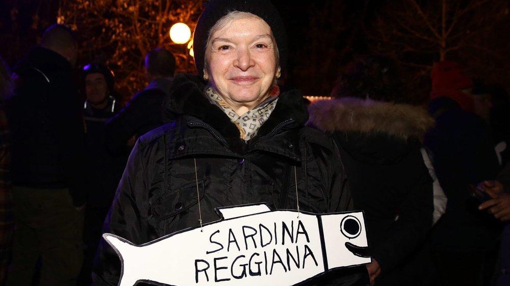 Le mouvement des «sardines» a proliféré dans toute l'Italie.