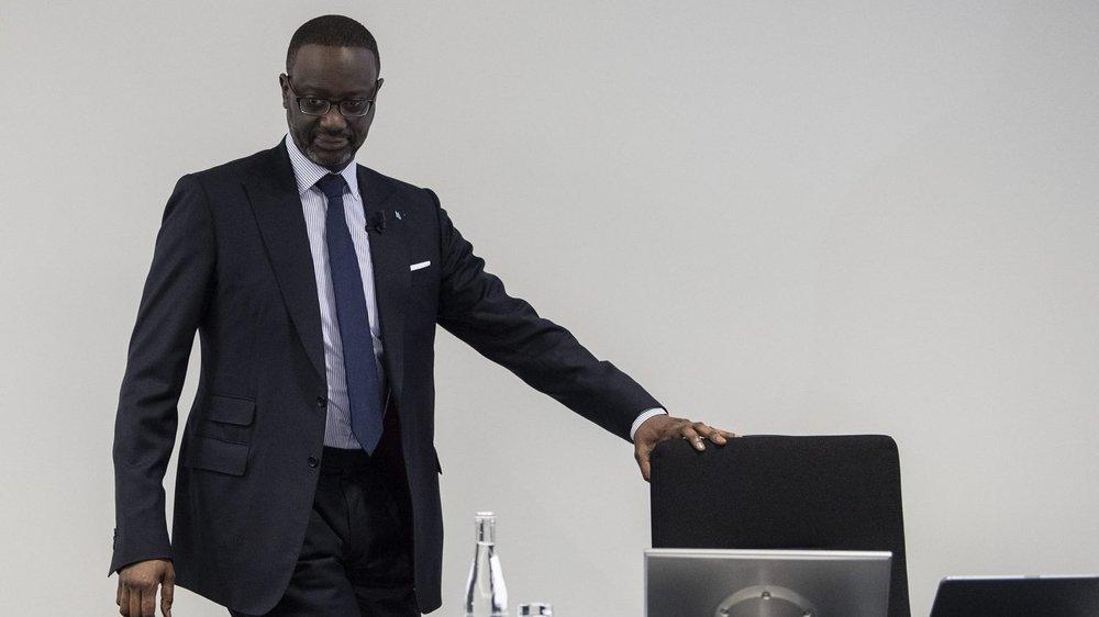Pour son ultime apparition, après quatre ans et demi de direction, le Franco-Ivoirien Tidjane Thiam a surtout vanté son bilan.