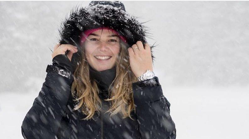 Mélanie Meillard, une skieuse qui choisit de freiner sa saison au profit de son avenir.