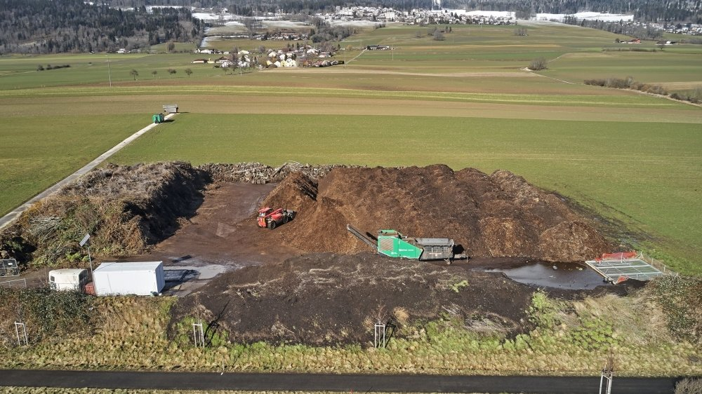 Après le drame qui a coûté la vie à un enfant, le bac de rétention des eaux de la compostière a été sécurisé.