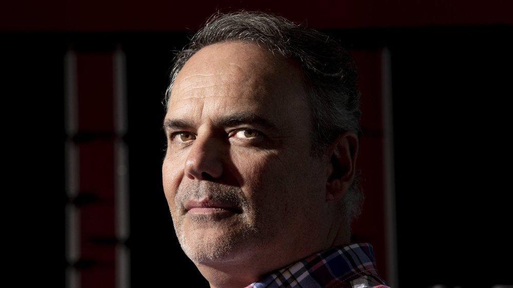 Le nouveau propriétaire de Xamax, Jeff Collet.