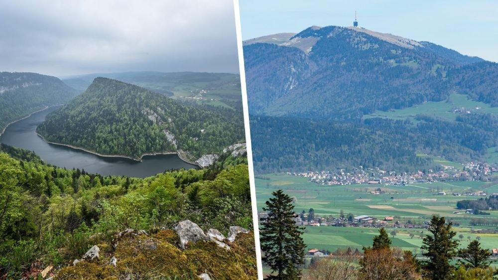 Il sera question des parcs naturels du Doubs et de Chasseral lors de la prochaine session du Grand Conseil neuchâtelois.