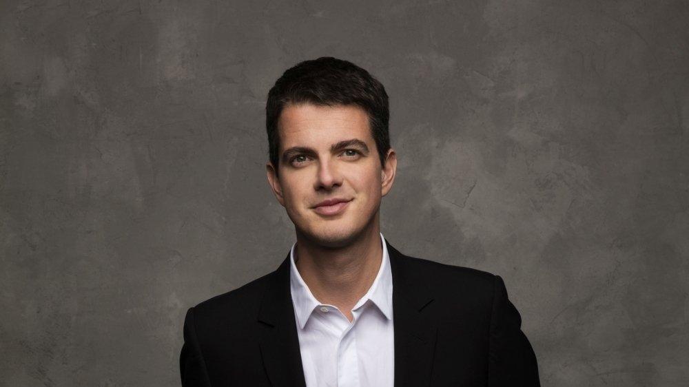 Philippe Jaroussky, le contre-ténor à la voix d'ange.