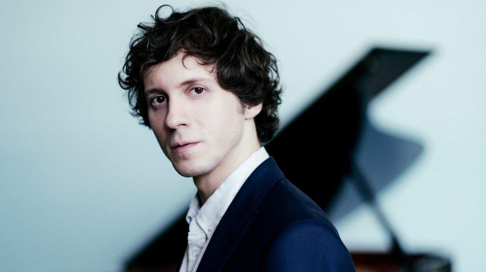 Le pianiste polonais donnera un récital ce vendredi 24 janvier dans la Métropole horlogère.