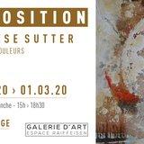 Therese Sutter, Sculptures et Peintures