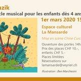 Ile MaZik - Par le Zikizik Band