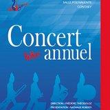 Concert annuel de la Fanfare la Lyre Conthey