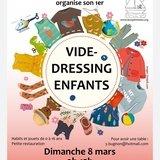 Vide Dressing Enfants