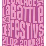 Soirée Décalage : Battle de festivals