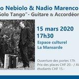 """Alessio Nebiolo & Nadio Marenco """"Non solo Tango"""""""