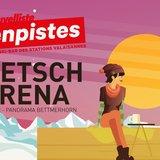Tournée #enpistes 2020 à Aletsch Arena !