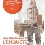 Projection du film « Multinationales : l'enquête »