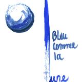 Bleu comme la lune en concert