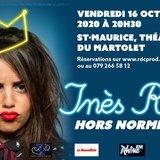 Inès Reg - Théâtre du Martolet