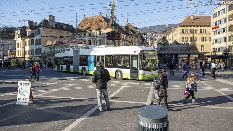 Neuchâtel: TransN lance un appel d'offres pour renouveler sa flotte de bus