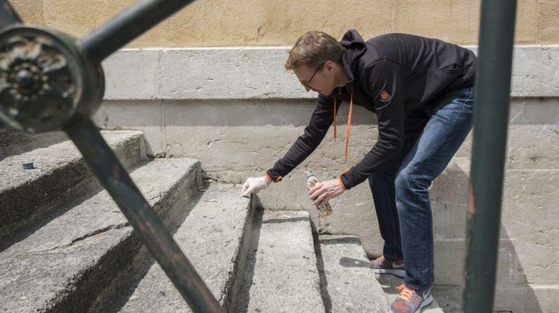 Une amende de 100francs pour un mégot abandonné sur le sol neuchâtelois